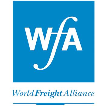logo identity design air freight